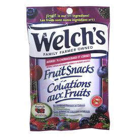 Welch's Fruit Snacks - Berries 'N Cherries - 140g