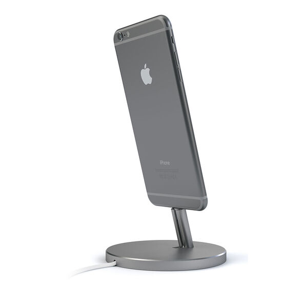 Satechi Mobile iPhone Stand - Space Grey - STAIPDM