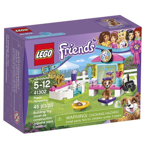 Lego Friends Puppy Pampering - 41302