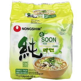 Nongshim Chapagetti Veggie Noodle Soup - 112g
