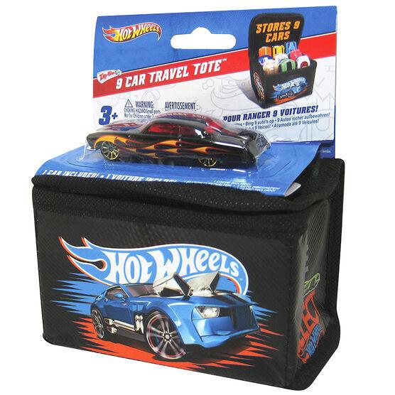 Hot Wheels 9 Car Travel Tote