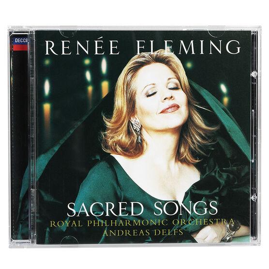 Renee Fleming - Sacred Songs - CD