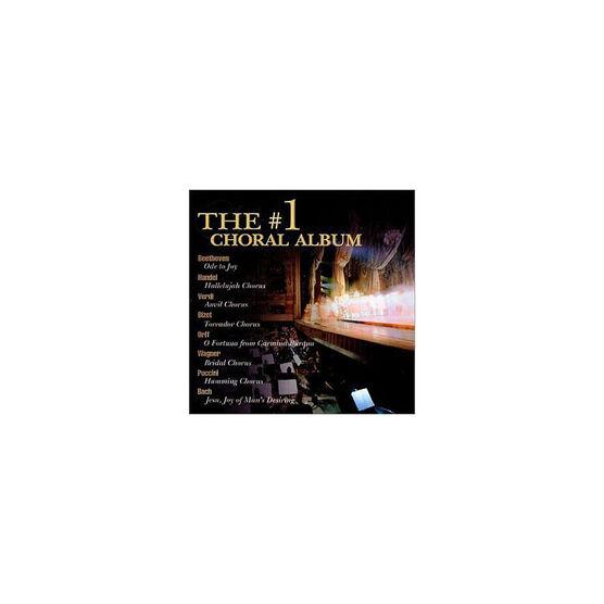 The #1 Coral Album featuring Various Album