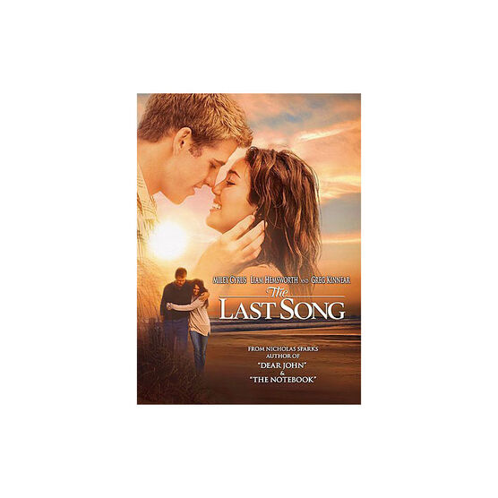 Last Song - DVD