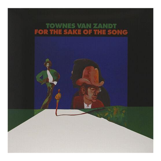 Townes Van Zandt - For the Sake of the Song - Vinyl