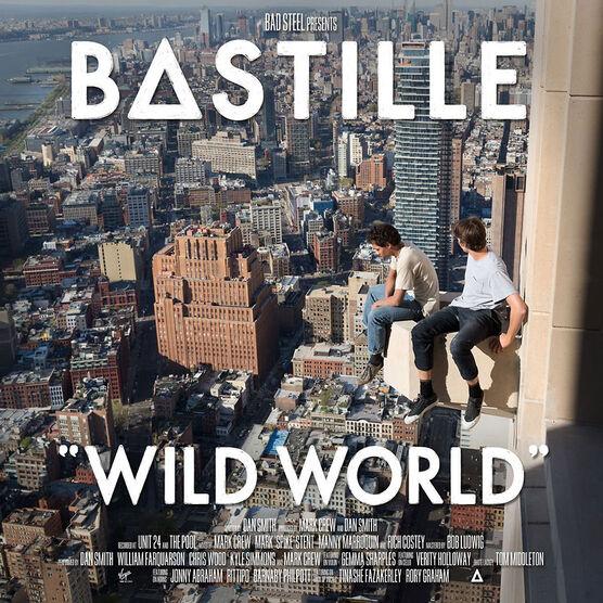 Bastille - Wild World - CD