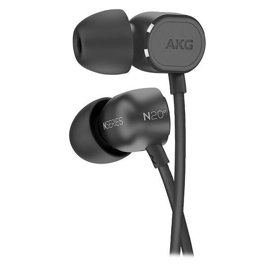 AKG In-Ear Lightning Headphones - Black - AKGN20LTBLK