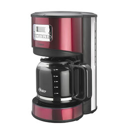 Oster Opula Coffee Maker - Red - 12 Cup
