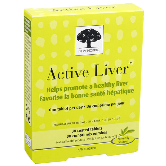 New Nordic Active Liver - 30's