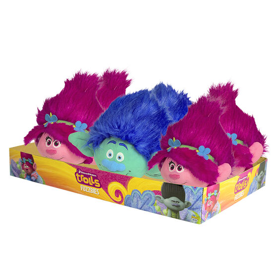 Trolls Fuzzbies - Assorted