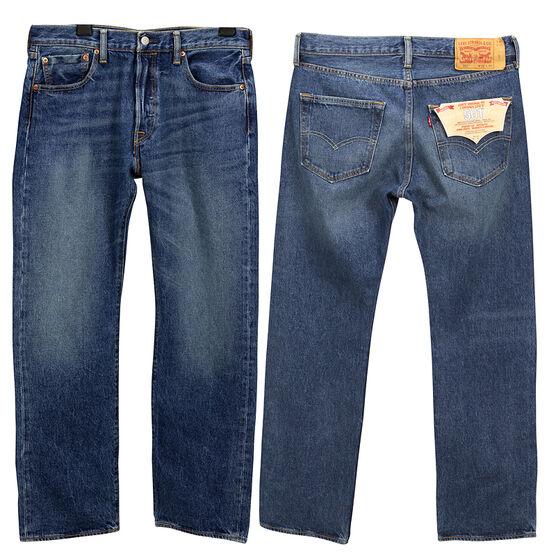 Levi's 501 Designer Jeans - Red Point