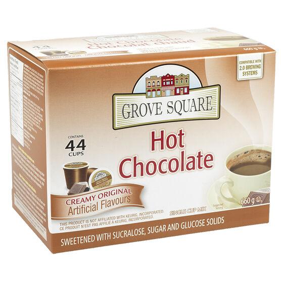 Grove Square Hot Chocolate - Original - 44 pack
