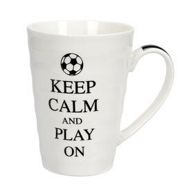 London Drugs Porcelain Mug - Keep Calm - 18oz