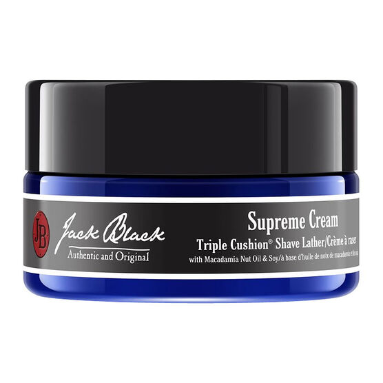 Jack Black Supreme Cream Triple Cushion Shave Lather - 269ml