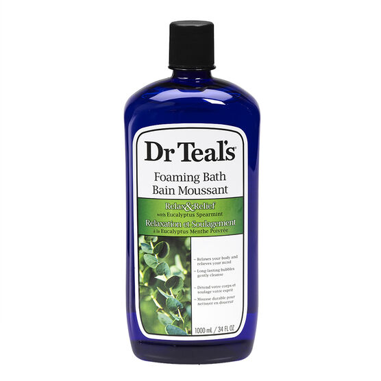 Dr Teal's Foam Bath - Relax - 1000ml