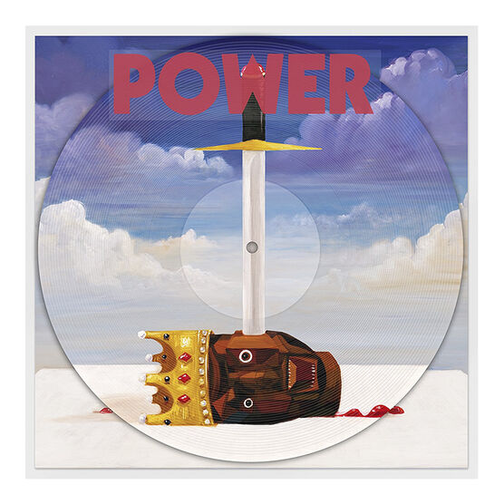 Kanye West - Power - 12-inch Picture Disc Vinyl