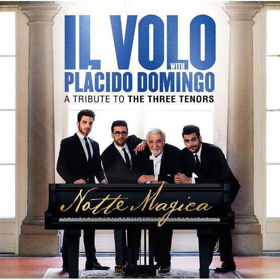 Il Volo - Notte Magica - CD + DVD