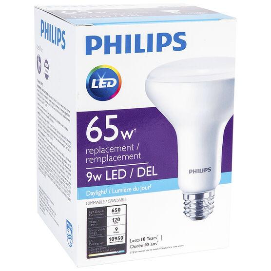 Philips Household BR30 LED Bulb - Daylight - 65W