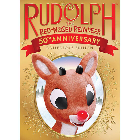 Rudolph the Red-Nosed Reindeer - DVD