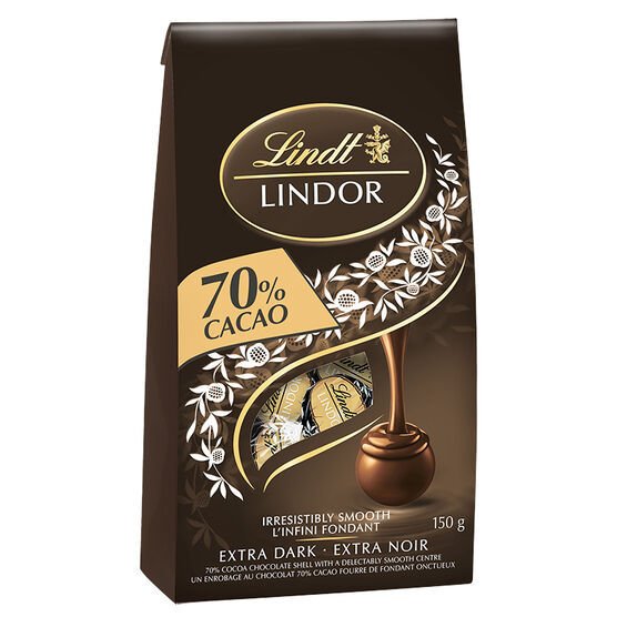 Lindor 70% Cocoa - 150g