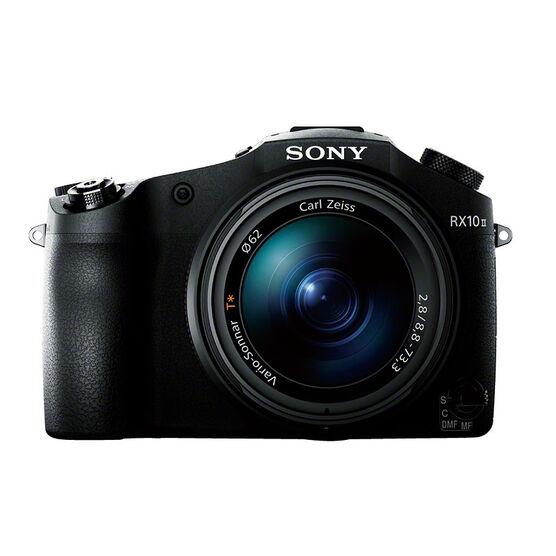 Sony Cyber-shot RX10 II - Black - DSCRX10M2