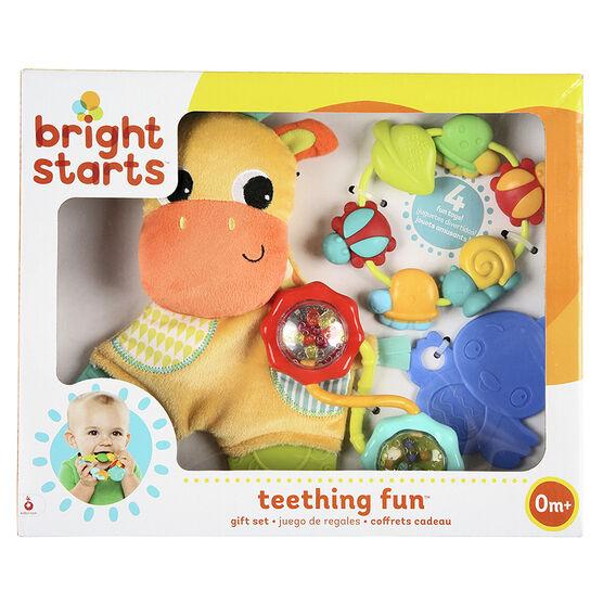 Bright Starts Teething Fun Gift Set