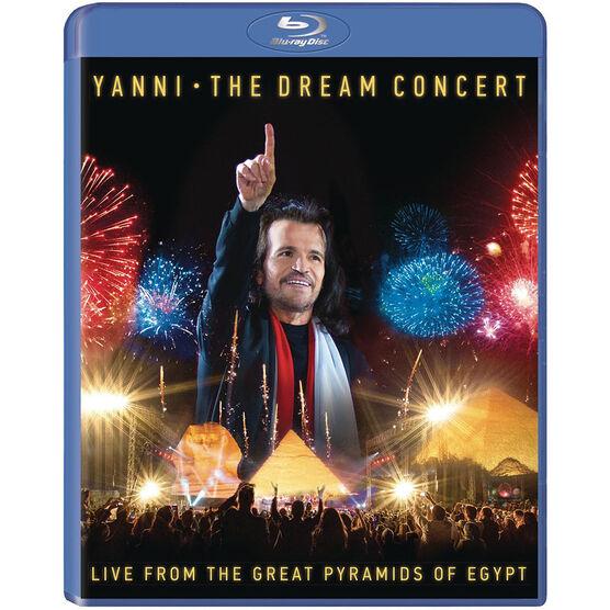 Yanni - The Dream Concert: Live - Blu-ray