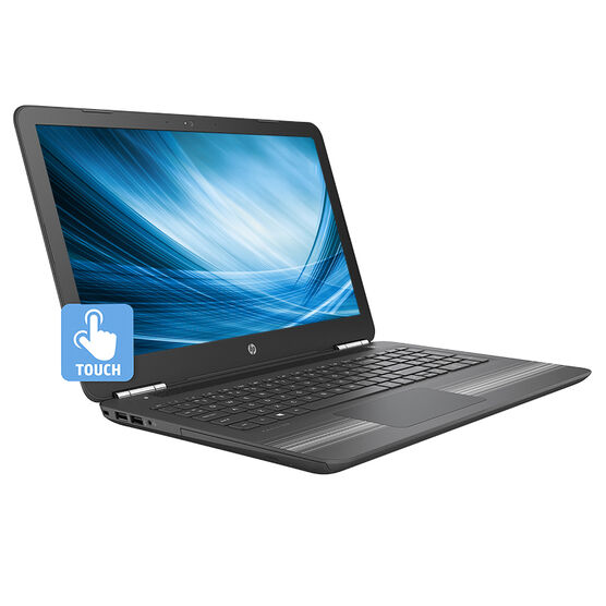 HP Pavilion 15.6inch Notebook 15-aw030ca - Black - W7B74UA#ABL