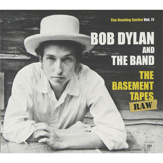 Bob Dylan And The Band - Bootleg Series Vol. 11: The Basement Tapes Raw - 2 CD
