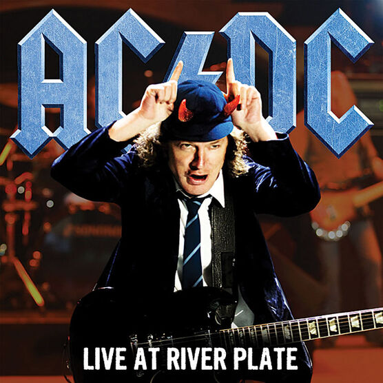 AC/DC - Live at River Plate - CD