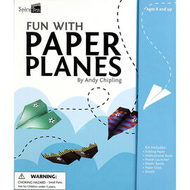 Spicebox Fun With Paper Planes