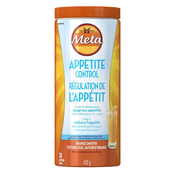 Meta Appetite Control Fibre Powder - 418g