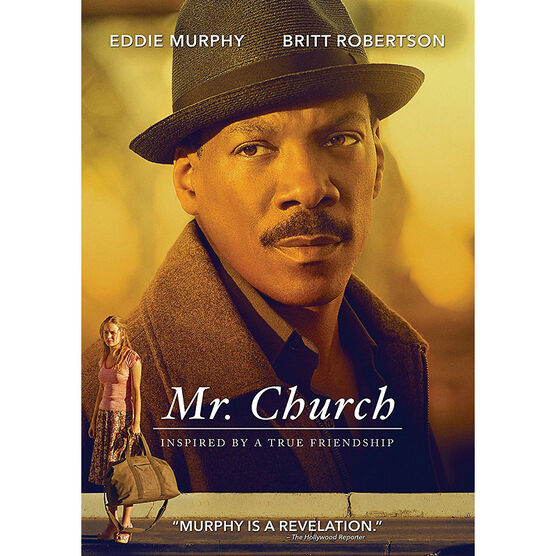 Mr. Church - DVD