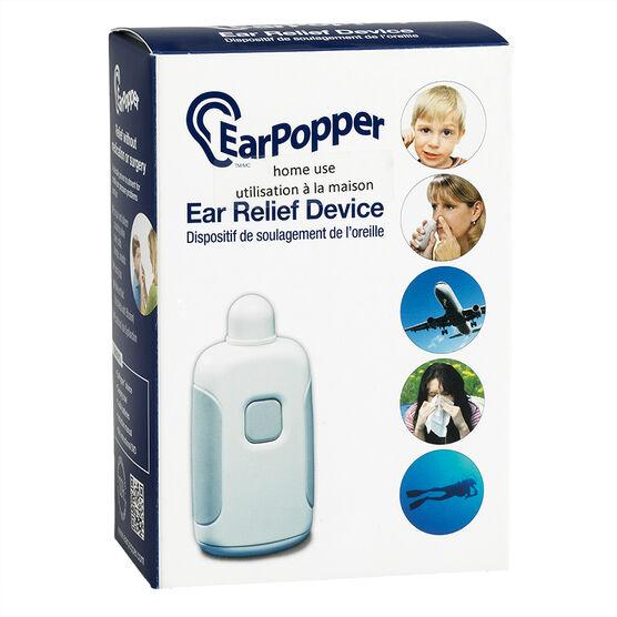Ear Popper Pressure Relief