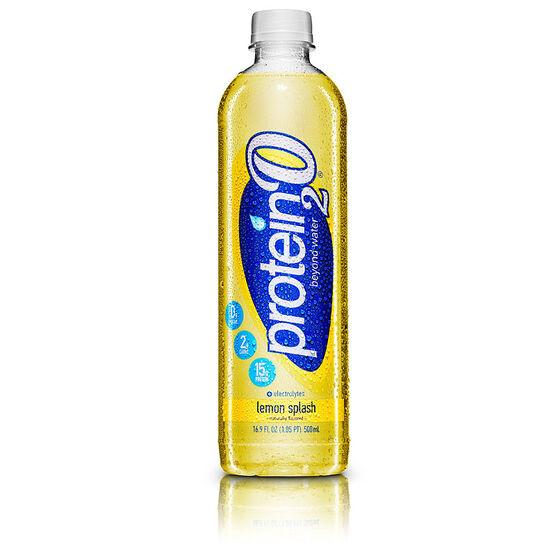 Protein 2 O Beyond Water - Lemon Splash - 500ml