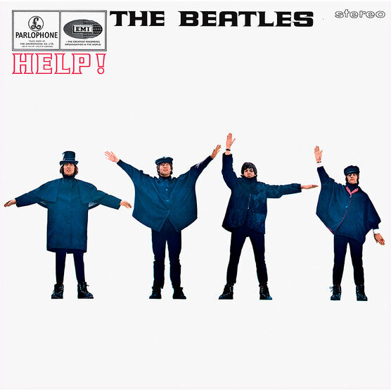 The Beatles - Help - Vinyl