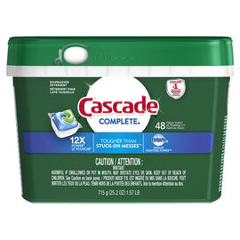 Cascade Complete - Fresh - 48`s