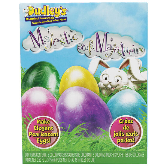 Dudley's Eggceptional Decorating Kit - Majestic