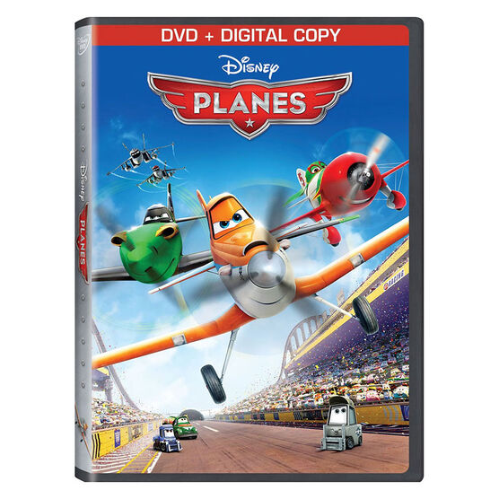 Planes - DVD + Digital Copy