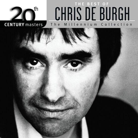 Chris De Burgh - The Best Of Chris De Burgh - 20th Century Masters - CD