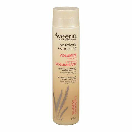 Aveeno Positively Nourishing Volumize Shampoo - 310ml