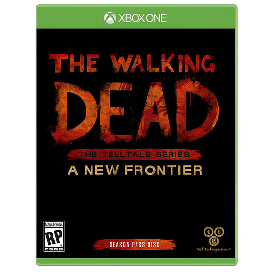 Xbox One The Walking Dead: The Telltale Series - A New Frontier
