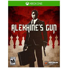 Xbox One Alekhine's Gun
