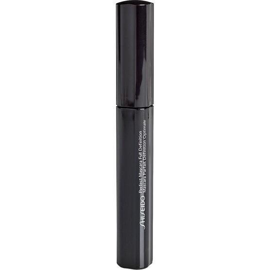 Shiseido Perfect Mascara Full Definition - Brown