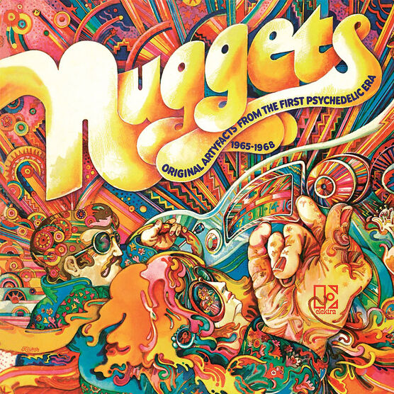 Various Artists - Nuggets: Original Artyfacts from the First Psychedelic Era 1965-1968 - Vinyl