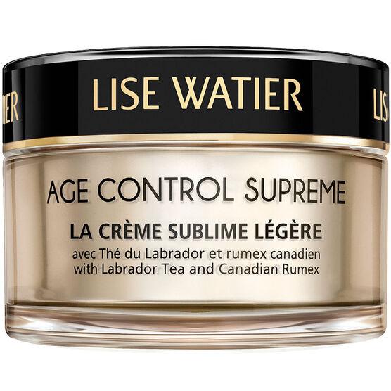 Lise Watier Age Control Supreme La Creme Sublime Legere - 50ml