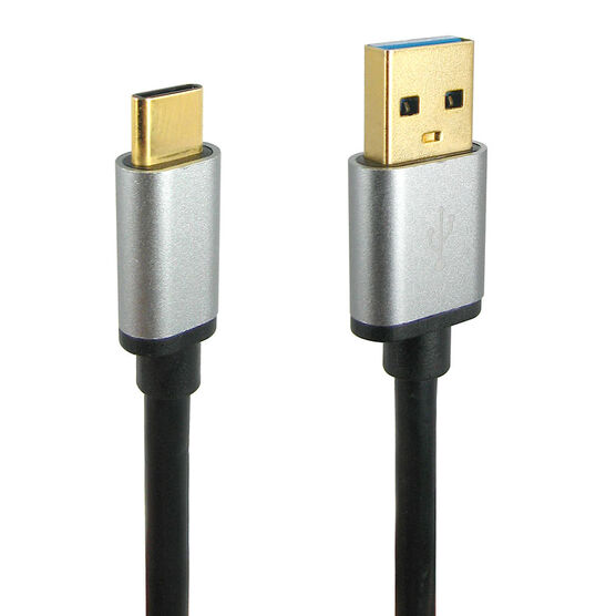 IQ USB Type C to USB A - Black - IQCUSB31