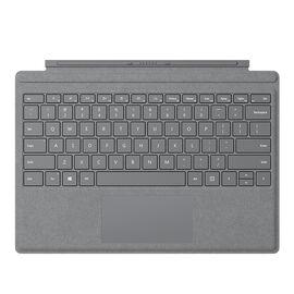 Microsoft Surface Pro Signature Type Cover Keyboard - Platinum- FFP-00001