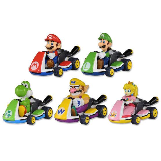 Mario Kart Pull Back Racer