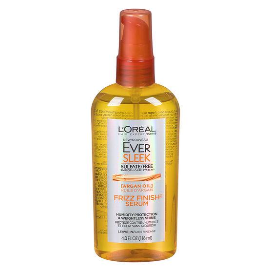 L'Oreal EverSleek Frizz Finish Serum - 118ml